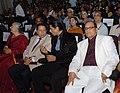 Shri Priyaranjan Dasmunsi Minister of Information & Broadcasting with Chief Guest Sharukh Khan at the inauguration of the 38th International Film Festival of India (IFFI 2007) at Panaji.jpg