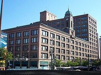 Sibley's - The Sibley Building