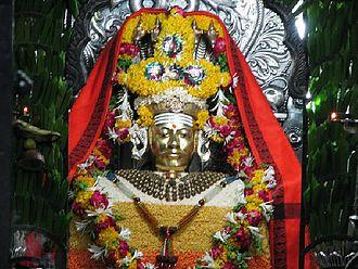 Siddheshwar - Shri.Siddheshwar at Siddheshwar Temple,Solapur