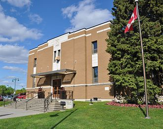 Mount Royal, Quebec - Mont-Royal Town Hall
