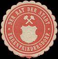 Siegelmarke Der Rat der Stadt Ehrenfriedersdorf W0368033.jpg