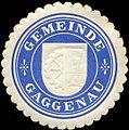 Siegelmarke Gemeinde Gaggenau W0310471.jpg
