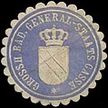 Siegelmarke Gr. Bad. General-Staats-Casse W0385361.jpg