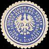 Siegelmarke Königliche Eisenbahn Betriebs - Amt Berlin - Eisenbahn Directions Bezirk Berlin (Stadt und Ringbahn) W0219690.jpg