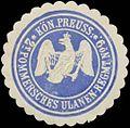 Siegelmarke K.Pr. 2tes Pommersches Ulanen-Regiment No. 9 W0329103.jpg