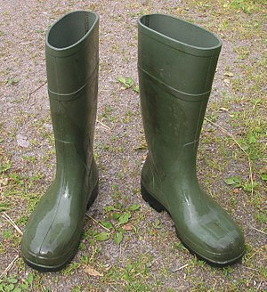 Wellington boot - Modern rubber boots