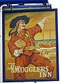 Sign for the Smugglers Inn - geograph.org.uk - 1370834.jpg