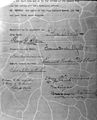 Signatures on document in Wellcome Foundation Wellcome M0017771.jpg