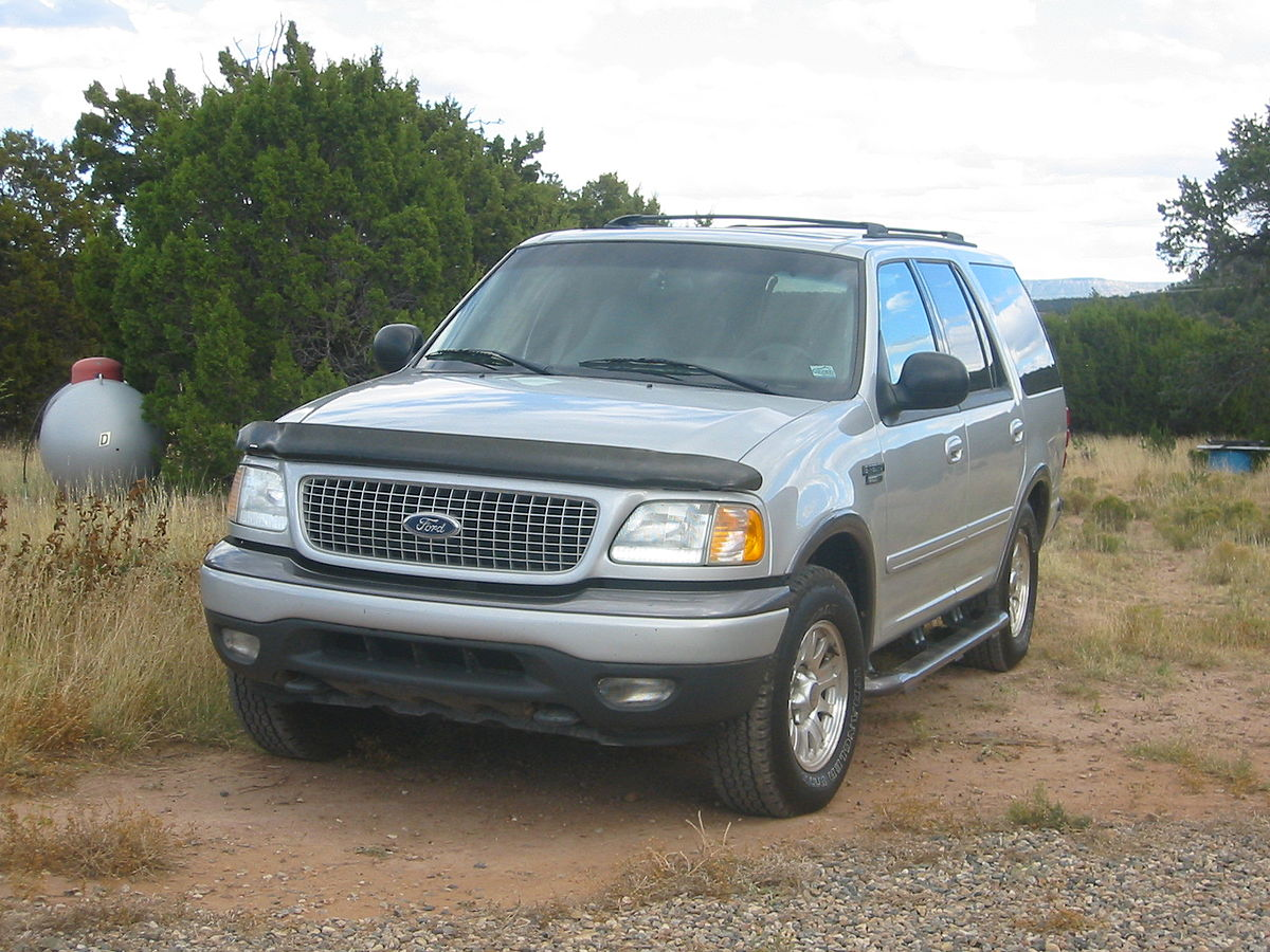 Px Silver Ford Expedition Fl