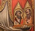 Simone dei crocifissi, urbano V, 1375 ca., forse dalla cattedrale di s. pietro 02.jpg