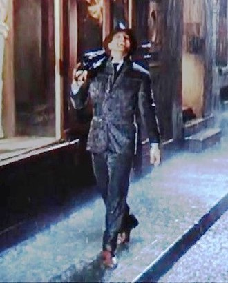 Singin' in the Rain (song) - A trailer image of Gene Kelly performing the song in the 1952 film Singin' in the Rain