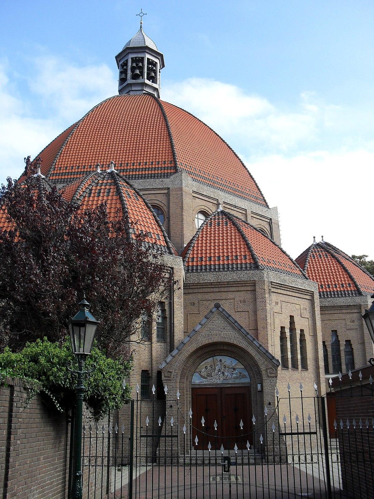 Sint agathakerk beverwijk wikipedia - Expressionistische architectuur ...