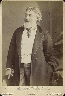 Sir frederick leighton