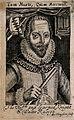Sir Walter Raleigh. Line engraving by R. Vaughan. Wellcome V0004880.jpg