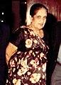 Sirimavo Ratwatte Dias Bandaranayaka (1916-2000) (Hon.Sirimavo Bandaranaike with Hon.Lalith Athulathmudali Crop).jpg