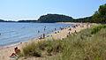 Sjøsanden beach i Mandal.jpg