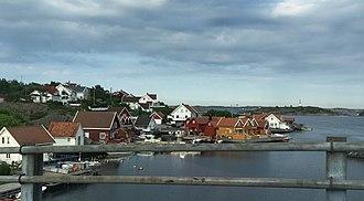 Flekkerøy - Image: Skålevik 2