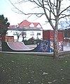 Skate park, King George's playing field - geograph.org.uk - 341086.jpg