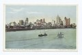 Skyline of Detroit from Ambassador Avenue, Detroit, Mich (NYPL b12647398-74423).tiff
