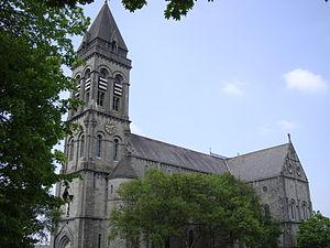 Cathedral of the Immaculate Conception, Sligo - Image: Sligo RC Cathedral
