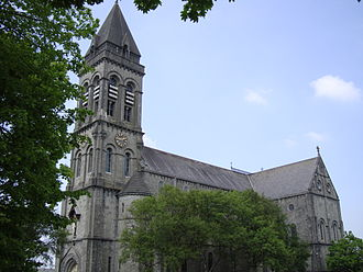 Bishop of Elphin - The Cathedral of the Immaculate Conception, Sligo, the episcopal seat of the Roman Catholic bishops of Elphin.