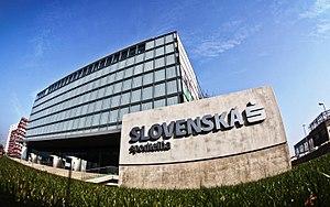 Slovenská sporiteľňa - Slovenská sporiteľňa ústredie