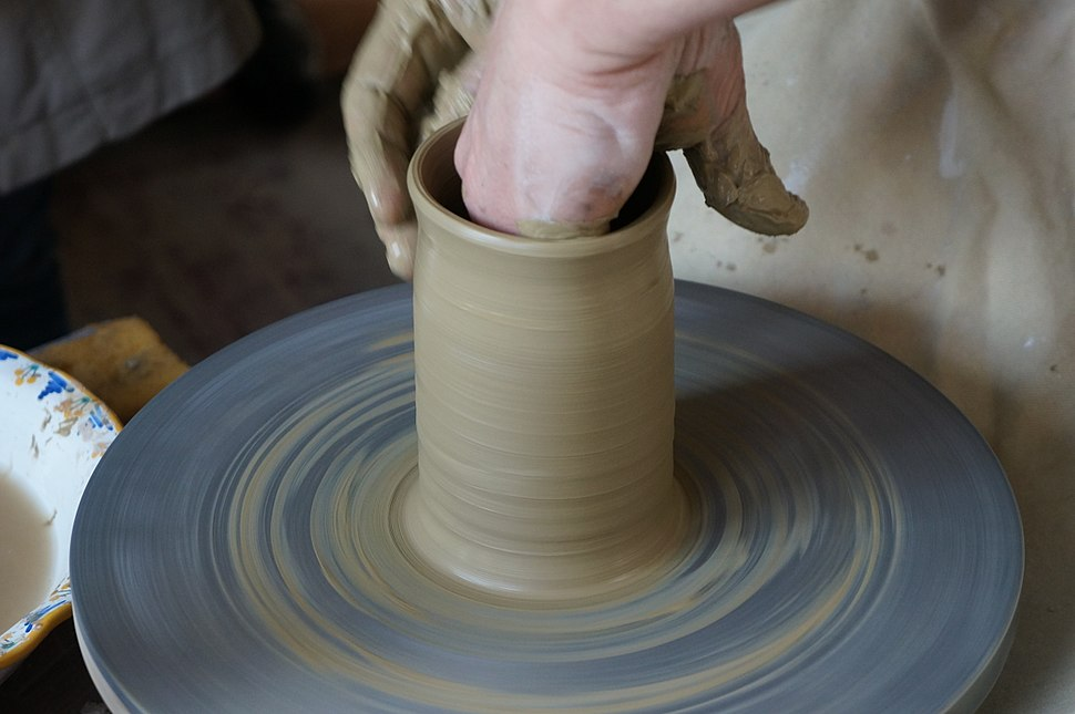 Small pottery factory in Modra 06