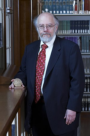 Winthrop-Sears Medal - Sol J. Barer with the Winthrop-Sears Medal, 2006