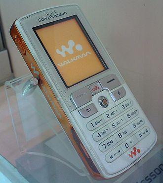 Form factor (mobile phones) - Image: Sony Ericsson W800i