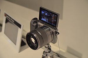 Sony NEX-5R - Image: Sony NEX 5R 01