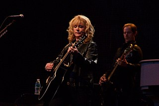 Soozie Tyrell American musician