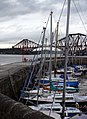 South Queensferry with Forth Bridge.JPG