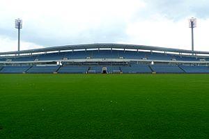 Malmö Stadion - Image: South Stand, Malmö Stadion