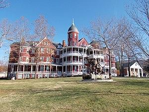 Southern Seminary Main Building - Southern Seminary Main Building, November 2012