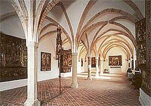 Carl Georg Heise - St. Anne's Museum, Lübeck