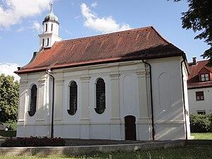 Gersthofen - St. Emmeram chapel