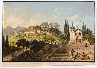 St. Joao de Carachy, a Praya Grande