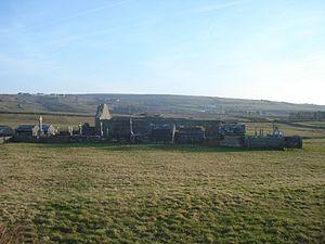 Milltown Malbay - Image: St. Laichtin's Church Kilfarboy Milltown Malbay