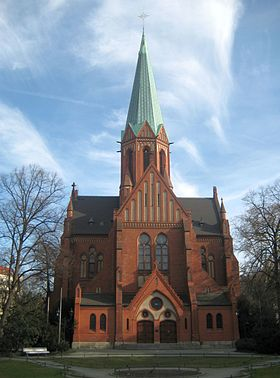 Image illustrative de l'article Église Saint-Louis de Berlin