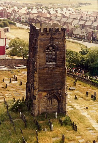 Wallasey Village - The Old Church Tower