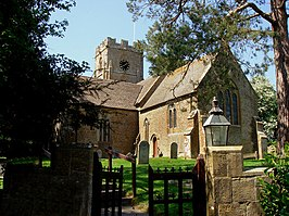 St Andrews Church, Puckington