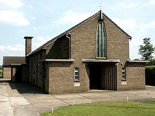 Gunness Village and civil parish in North Lincolnshire, England