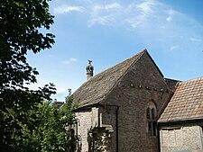 St Briavels Castle Chapel