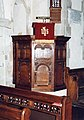 St George, Arreton - Pulpit - geograph.org.uk - 1153411.jpg