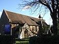 St John The Evangelist Bodle Street Green East Sussex - geograph.org.uk - 119301.jpg