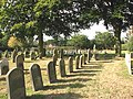 St John the Baptist's church - churchyard - geograph.org.uk - 1507414.jpg