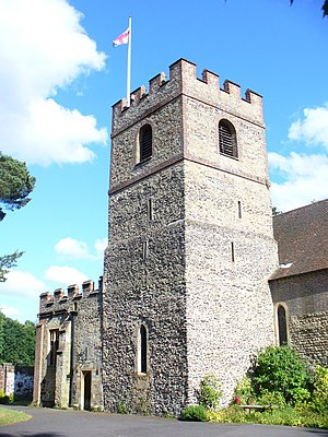 Wonersh - Tower of St John the Baptist