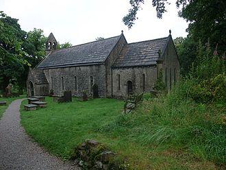 Conistone - Image: St Mary's Church, Conistone