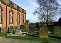 St Mary and St Luke's Churchyard, Shareshill, Staffordshire - geograph.org.uk - 662272.jpg