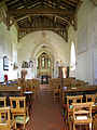St Marys Church, Radnage, Bucks, England Interior.jpg